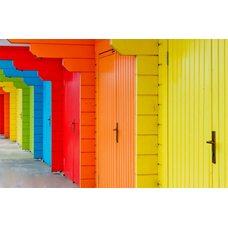 Краска для деревянных фасадов: виды и характеристика