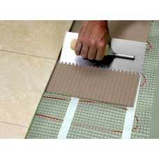Секреты использования клея для плитки