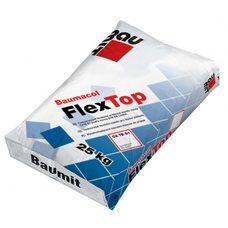 Baumit FlexTop эластичная клеящая смесь для приклеивания всех видов плиток 25 кг