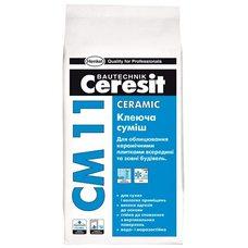 Клей для керамической плитки Ceresit (Церезит) Ceramic СМ 11 25 кг