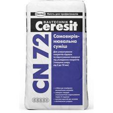 Ceresit CN 72 Самовирівнювальна суміш 2-10мм, 25 кг