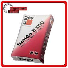 Baumit Solido E350 стяжка для пола (толщина от 12-100 мм), 25 кг