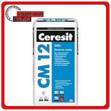 Ceresit CM 12 Клейова суміш Express, 25 кг