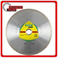 Алмазные отрезные диски для угловых шлифмашинок для керамических изделий, кафель, глазурованная плитка, DT 600 F Supra