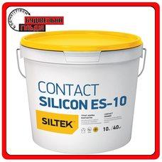 Грунтовка силиконовая Siltek Contact Silicon ES-10, 10л