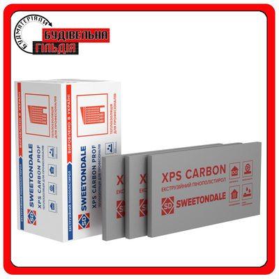 XPS CARBON PROF 1180х580х60 мм Экструдированный пенополистирол
