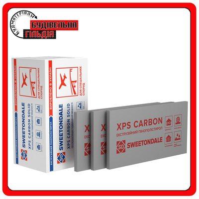 XPS CARBON SOLID 500 1180х580х50 мм Экструдированный пенополистирол