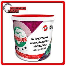 Декоративная мозаичная акриловая штукатурка Anserglob (G, GN, PG, PGN) 25 кг