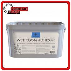 Клей для для стеклохолста и стеклообоев во влажных помещениях Wet Room Adhesive, 5 л