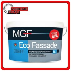 MGF Краска фасадная Eco Fassade M690, 14 кг