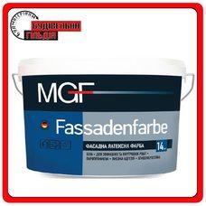 MGF Краска фасадная Fassadenfarbe M90, 14 кг