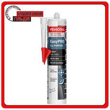 Герметик PENOSIL EasyPRO All Purpose Silicone Sealant transparent силикон многоцелевого назначения