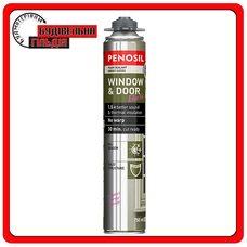 Герметик PENOSIL Window & Door Silicone Sealant transparent