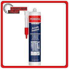 PENOSIL Герметик акриловый для внутренних работ Premium Acrylic Sealant 600мл, белый
