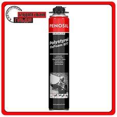 PENOSIL клей - пена Premium Polystyrol FixFoam 877, 750мл