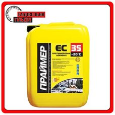 Противоморозная добавка к бетонам и цементным растворам Праймер ЕС-35, 12кг