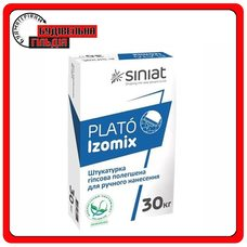 Гипсовая штукатурка PLATÓ Izomix 25кг