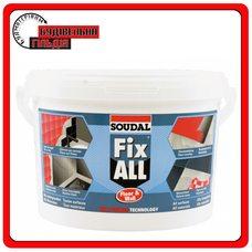 Soudal Fix All Floor & Wall Гибридный клей, 4кг