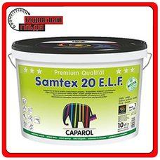 Caparol Samtex 20 E.L.F. B1 Фарба інтер'єрна латексна, 10 л