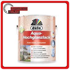 Dufa Аква-эмаль глянцевая Aqua-Hochglanzlack, 2,5 л