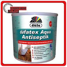 Dufa Декоративне просочення-антисептик Aqua Antiseptik, 10 л