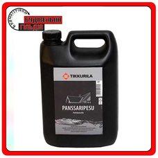 Эмульгирующее моющее средство для мытья металлических крыш Panssaripesu (Панссарипесу), 1 л