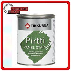 """Морилка на акрилатной основе для панелей Pirtti (Пиртти), Базис """"EP"""", 0.9 л"""