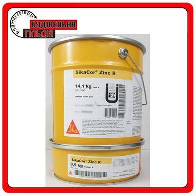 Комплект SikaCor Zinc R (A+B), 26 кг