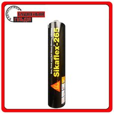 Sikaflex-265 черный, 600 мл