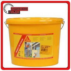 Sikagard-550 W Elastic RAL 7030, 7032, 20,55 кг