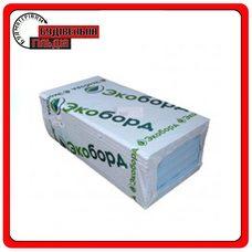 ЭКОБОРД экструдированный пенополистирол 1200Х600Х20 ММ (0,72 м2 / 1 шт)
