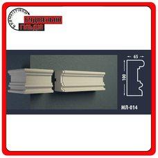 Фасадный молдинг FASTROCK МЛ-014, 1 шт. (2 метра)