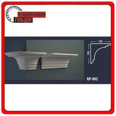 Карниз для фасада FASTROCK КР-002, 1 шт. (2 метра)