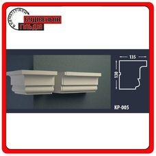 Карниз для фасада FASTROCK КР-005, 1 шт. (2 метра)
