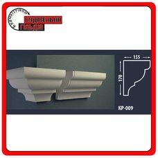 Карниз для фасада FASTROCK КР-009, 1 шт. (2 метра)
