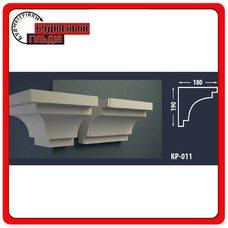 Карниз для фасада FASTROCK КР-011, 1 шт. (2 метра)