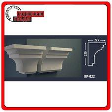 Карниз для фасада FASTROCK КР-022, 1 шт. (2 метра)