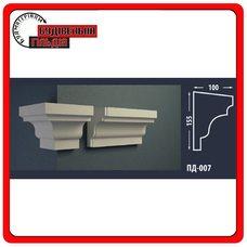 Подоконник для фасада FASTROCK ПД-007, 1 шт. (2 метра)