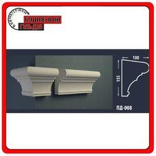 Подоконник для фасада FASTROCK ПД-008, 1 шт. (2 метра)