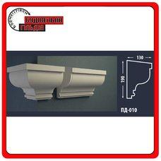 Подоконник для фасада FASTROCK ПД-010, 1 шт. (2 метра)
