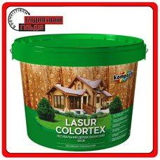 Лазур для деревини COLORTEX, Білий, 10 л