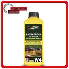 W4 Антисептик для посиленого захисту, 10 л