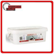 Эластичная гидроизоляционная мембрана Hidroflex, 10 кг
