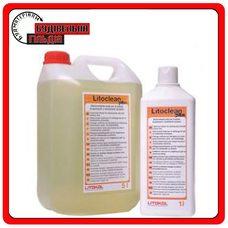 Жидкость для очистки керамических покрытий Litoclean Plus, 1 кг