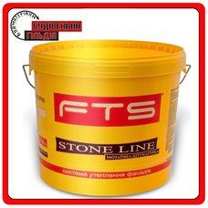 Мозаичная штукатурка Stone line marmure FTS 1,2 мм, 25 кг