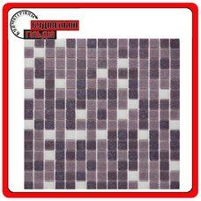 Плитка Мозаика GLmix6 на бумаге (1уп./40шт./4,28m2)