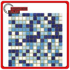 Плитка Мозаика GLmix8 на бумаге (1уп./40шт./4,28m2)