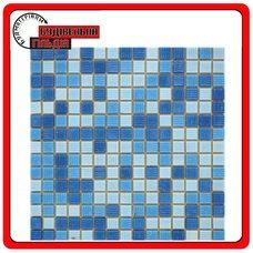 Плитка Мозаика GLmix9 на бумаге (1уп./40шт./4,28m2)