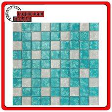 Плитка Мозаика Mix Blue (1уп./11шт./0,99m2)