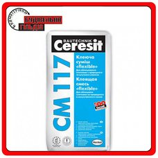 "Ceresit CМ 117 Клейова суміш ""flexible""  25 кг"